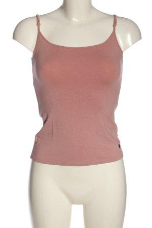 Esprit Podkoszulek na ramiączkach różowy W stylu casual