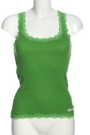Esprit Camisole grün Casual-Look