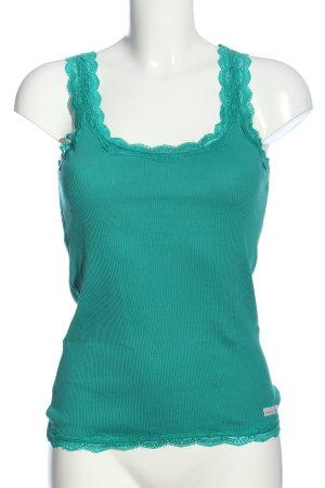 Esprit Camisole groen casual uitstraling