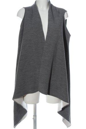 Esprit Capa gris claro moteado look casual