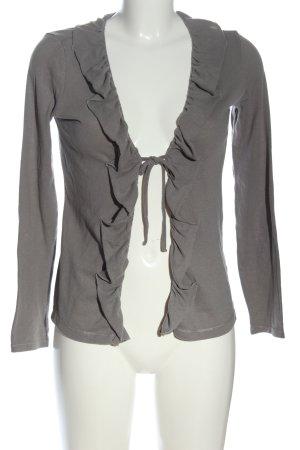 Esprit Cardigan gris clair style décontracté