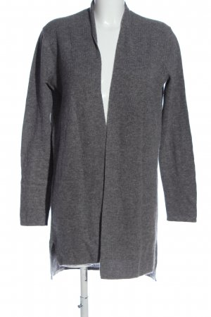 Esprit Cardigan gris clair moucheté style décontracté