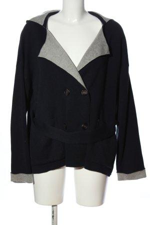 Esprit Cardigan schwarz meliert Casual-Look