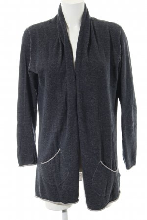 Esprit Cardigan black flecked casual look