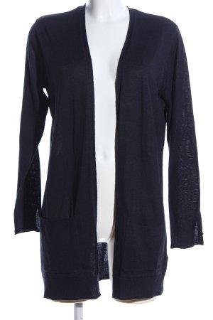 Esprit Cardigan blau meliert Casual-Look