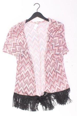 Esprit Cardigan Größe S Kurzarm rosa aus Polyester