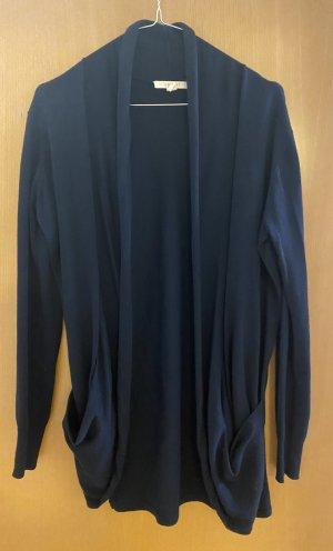 Esprit Cardigan in dunkelblau Gr. XS