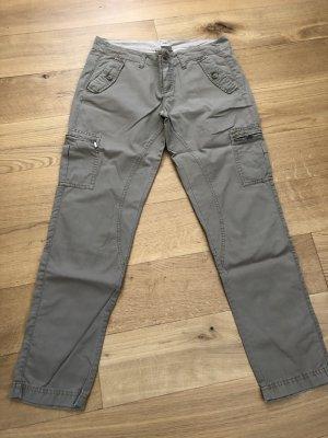 Esprit Cargo Pants sand brown