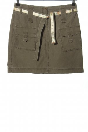 Esprit Cargo Skirt light grey casual look