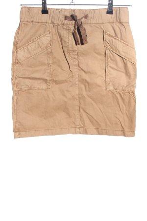 Esprit Jupe cargo brun style décontracté