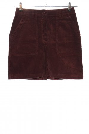 Esprit Cargo Skirt red casual look