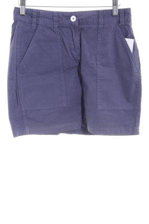 Esprit Spódnica militarna szary niebieski W stylu casual