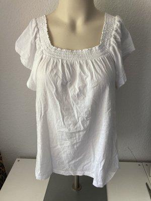 Esprit Koszula typu carmen biały