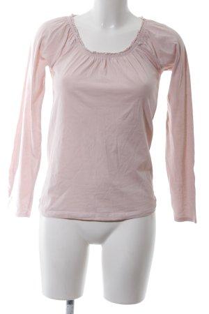 Esprit Camisa tipo Carmen rosa look casual