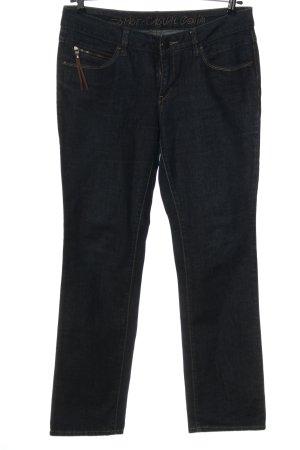 Esprit Casual Denim Straight-Leg Jeans