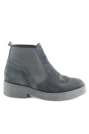 Esprit Chelsea Boots schwarz Casual-Look
