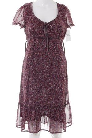 Esprit Chiffon jurk bloemenprint casual uitstraling