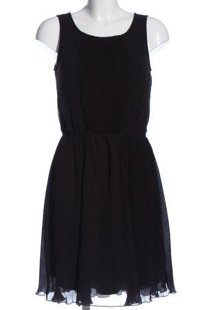 Esprit Szyfonowa sukienka czarny W stylu casual