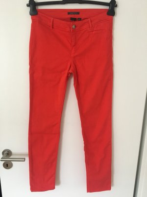Esprit Pantalon chinos rouge