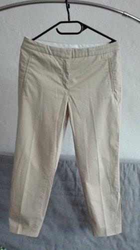 Esprit Pantalon chinos crème-beige clair
