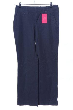 Esprit Chinohose blau Business-Look