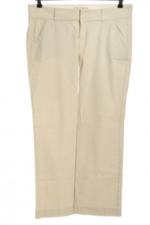 Esprit Chinohose wollweiß Casual-Look