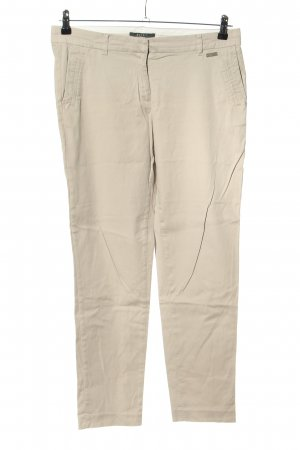 Esprit Chinos oatmeal cotton