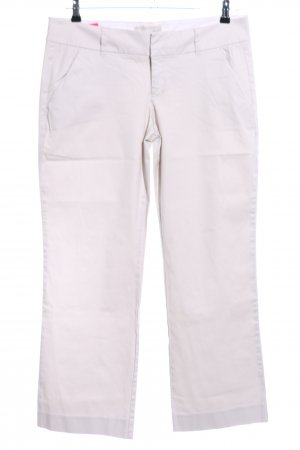 Esprit Chinohose creme Business-Look
