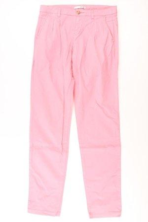 Esprit Chinohose Größe 34 pink aus Baumwolle