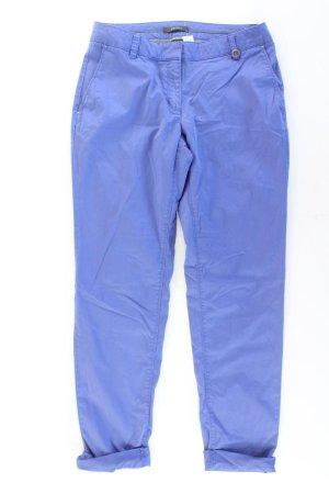 Esprit Chinohose Größe 38 blau aus Baumwolle