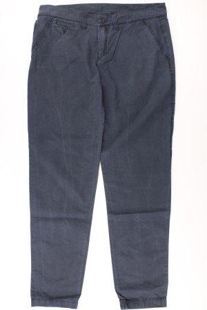 Esprit Chinohose Größe 42 blau aus Baumwolle