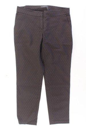 Esprit Chinohose Größe 42 geometrisches Muster mehrfarbig aus Baumwolle