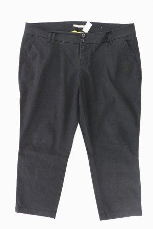 Esprit Chinohose Größe XXL schwarz aus Baumwolle