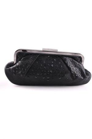 Esprit Clutch schwarz-silberfarben Elegant