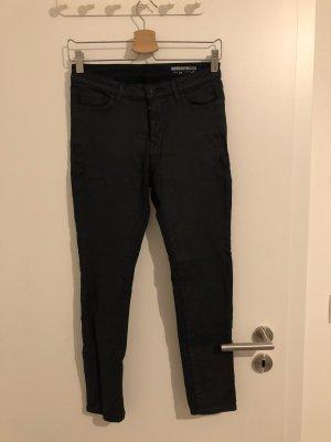 Esprit Coated High Waist Ankle Jeans, 26/30