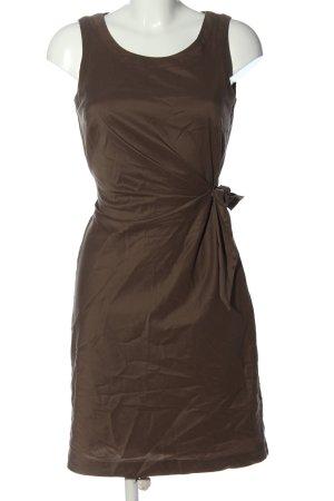 Esprit Vestido de cóctel marrón look casual