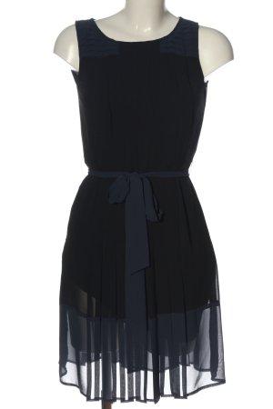Esprit Cocktailkleid schwarz-blau Elegant