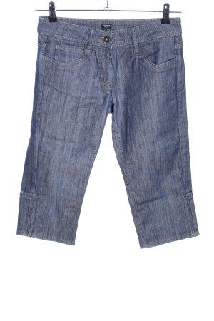 esprit collection 3/4 Jeans blau meliert Casual-Look