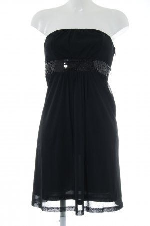 esprit collection A-Linien Kleid schwarz Party-Look