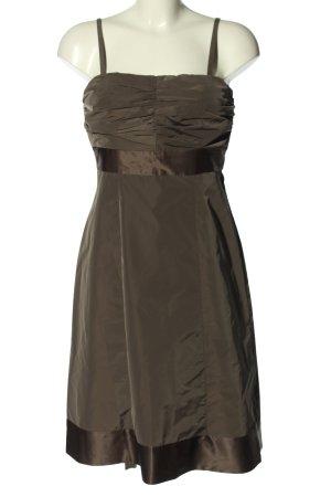 esprit collection Abendkleid braun Casual-Look