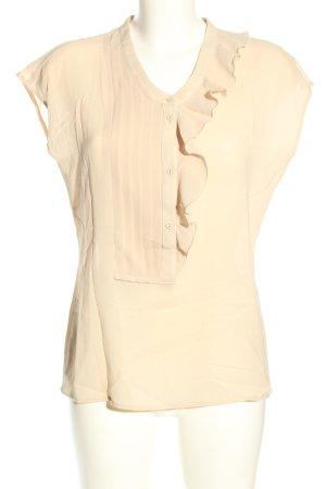 esprit collection ärmellose Bluse nude Business-Look