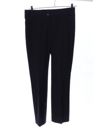 esprit collection Pantalone da abito nero stile casual