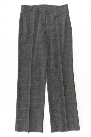 Esprit Collection Anzughose Größe 38 kariert neuwertig grau aus Polyester