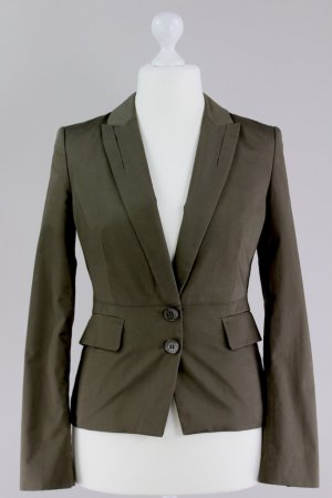 Esprit collection Blazer olivgrün Größe 36 1707300190497