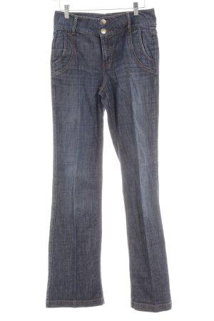 esprit collection Boot Cut Jeans mehrfarbig schlichter Stil