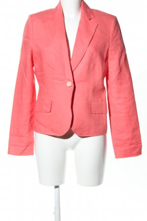 esprit collection Boyfriend-Blazer rot Business-Look