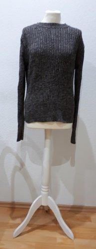 Esprit Collection braun melierter Blogger Strickpulli Größe 36/S.