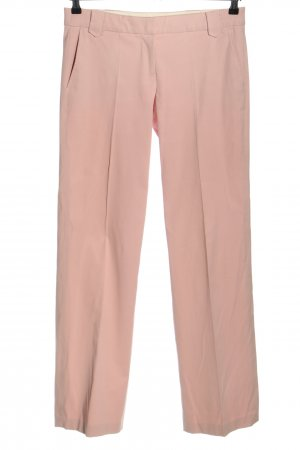esprit collection Pantalone a pieghe rosa stile casual
