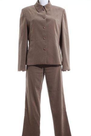 esprit collection Traje de negocios marrón estilo «business»