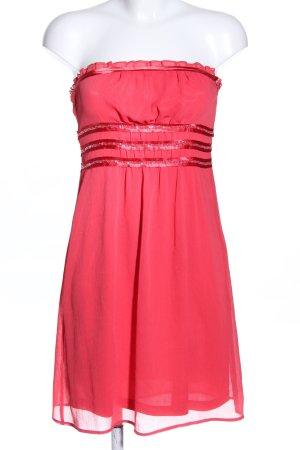 esprit collection Bandeau Dress red elegant
